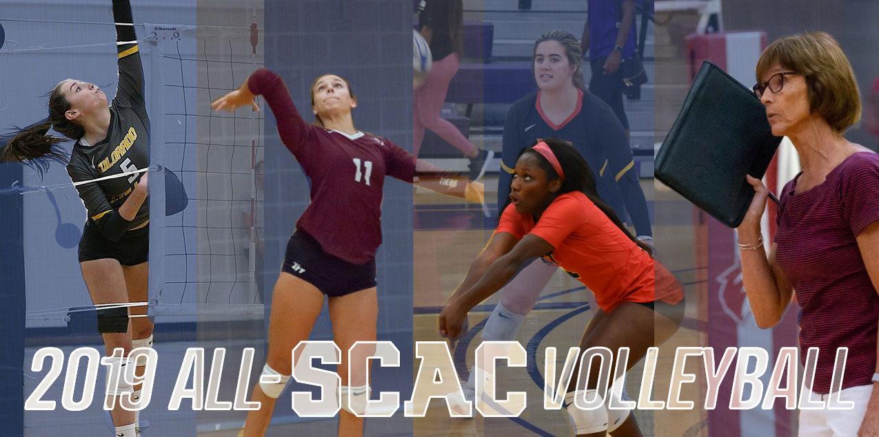 SCAC Announces All-Conference Volleyball Team