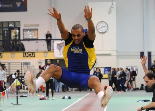 "NCAA.Com: ""(Worcester State's Gibson) Hurdling To A Title"""