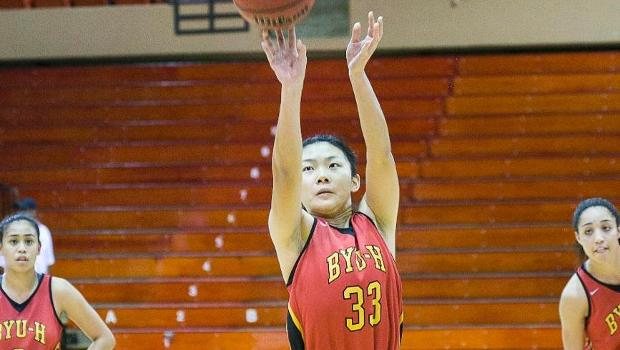 Cui's 3-pointer ties it late but Seasiders fall 62-60 to Dixie State