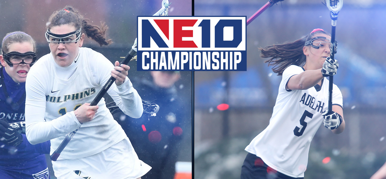 The Rematch is Set: #1 Le Moyne vs. #2 Adelphi in the NE10 Women's Lacrosse Championship Final