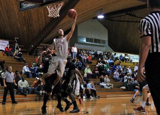 Josh Pittman, Matt McCarthy Earn All-ODAC Basketball Honors