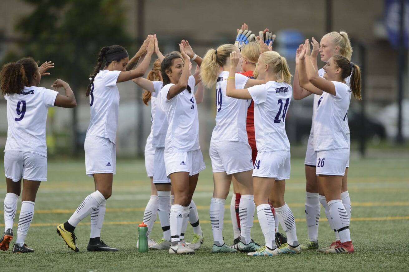 Goals Keep Coming As Women's Soccer Blows Past Jefferson, 6-0