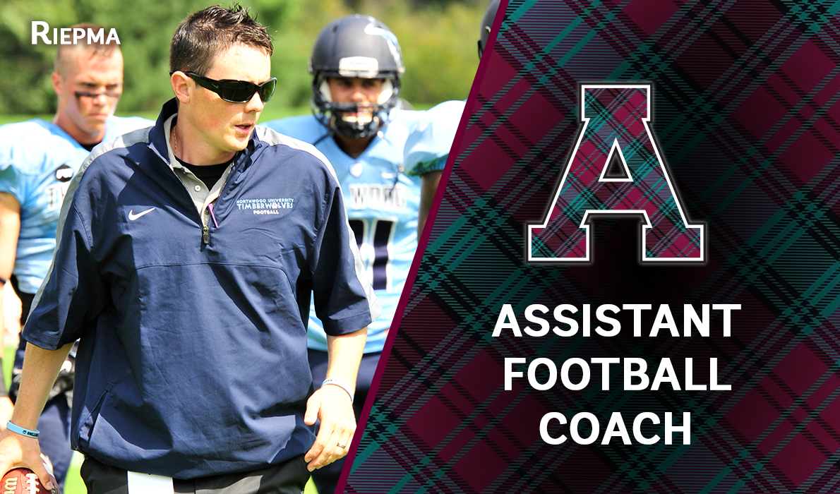 Football Adds to Coaching Staff
