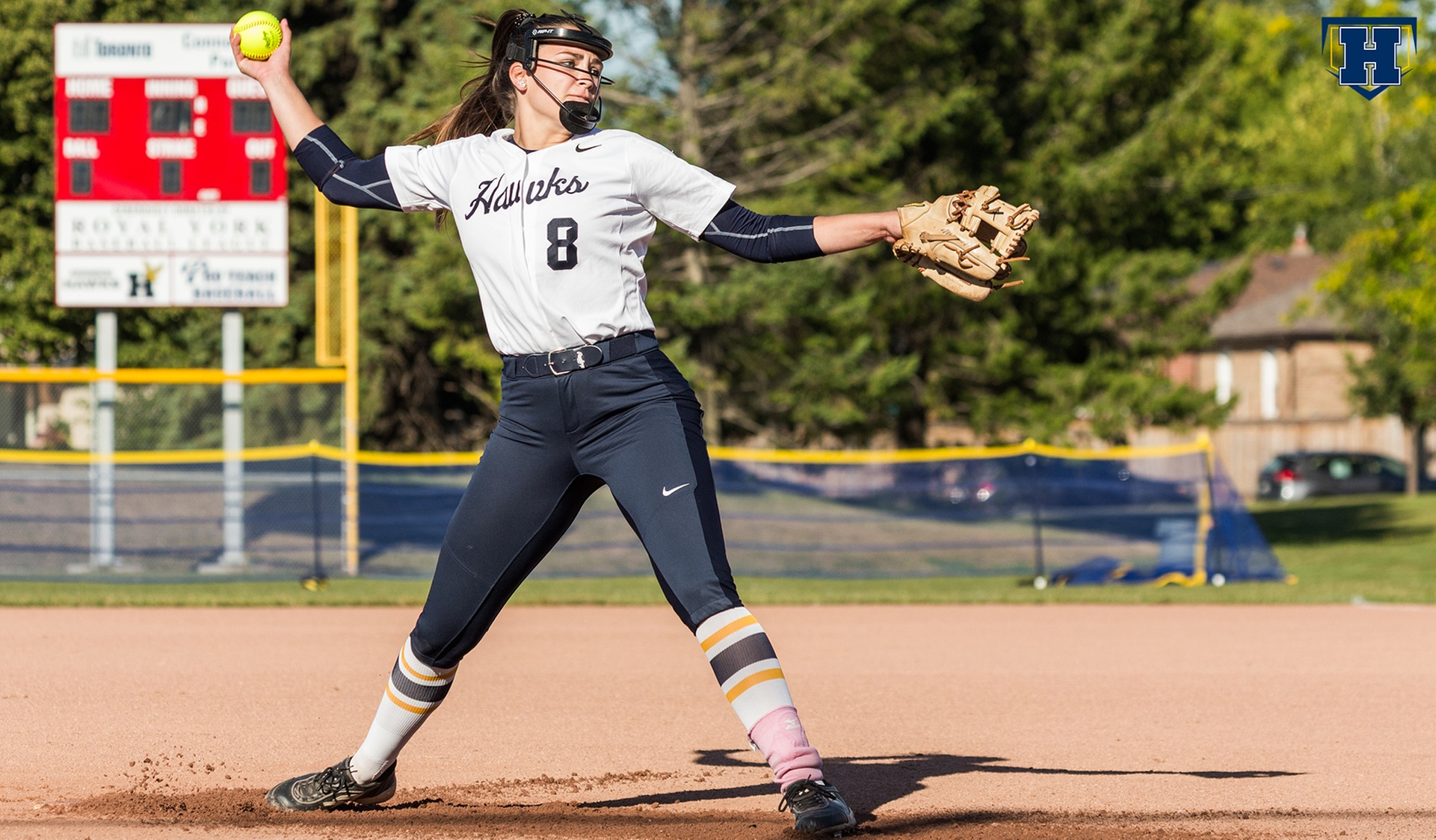 Softball Sweeps Mohawk on the Road to Open '19 Campaign