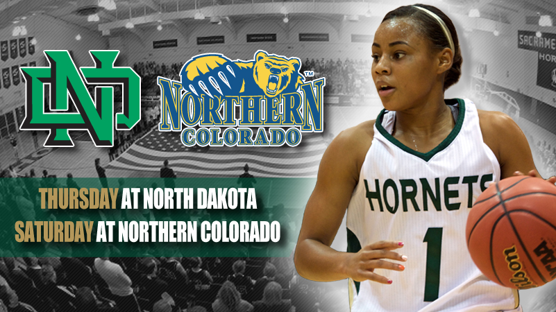 Women's Hoops Visits North Dakota, Northern Colorado this Weekend