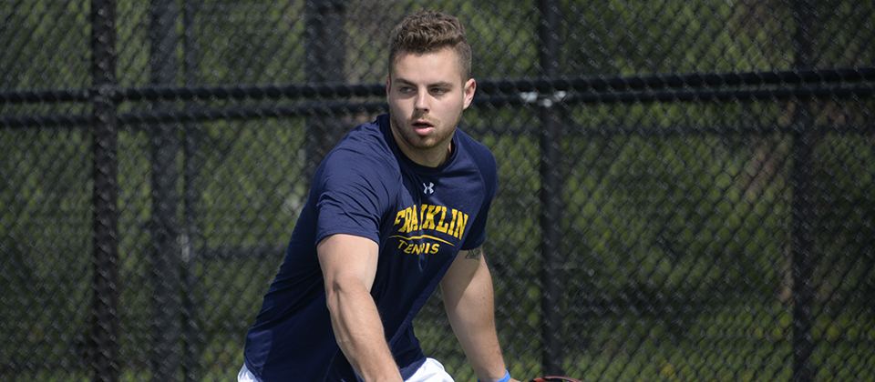 RECAP | Singles Push Nets Men's Tennis First Win of the Spring