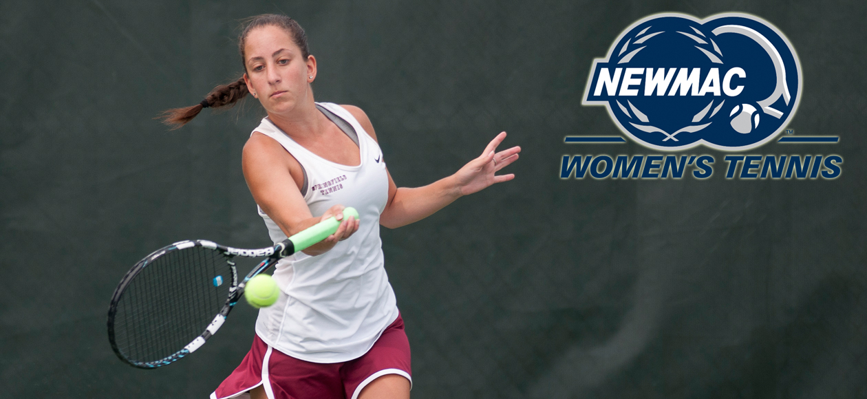 London Named to Inaugural NEWMAC Women's Tennis All-Sportsmanship Team