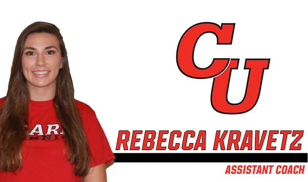 Kravetz Named Women's Tennis Assistant Coach