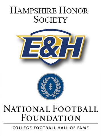 Recent E&H Football Graduates Named To NFF's Hampshire Honor Society