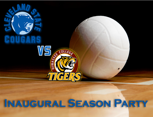Faculty Match & Tailgate to Kick Off Inaugural Women's Volleyball Season