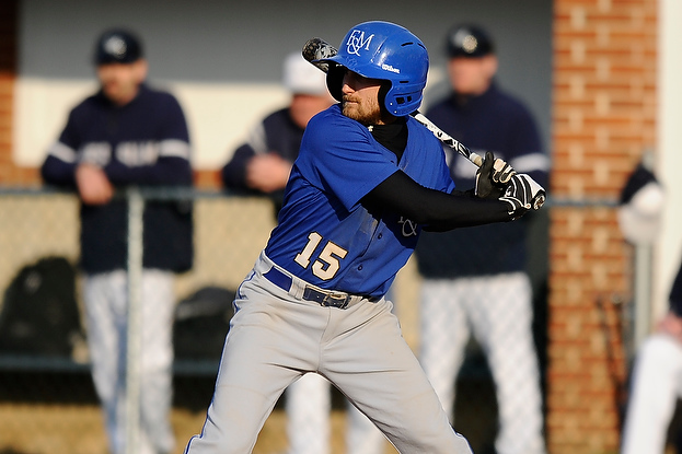 F&M Edged in Extra Innings