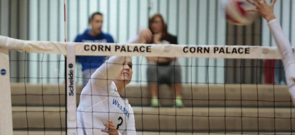 DWU outlasts rival Dakota State in 5 sets