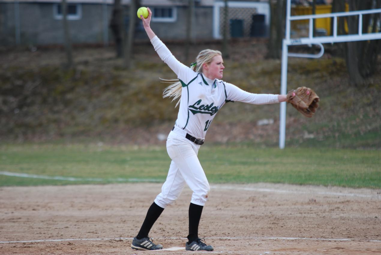 Lynx Split at Regis; Pride Snap Lynx' 42-Game NECC Win Streak