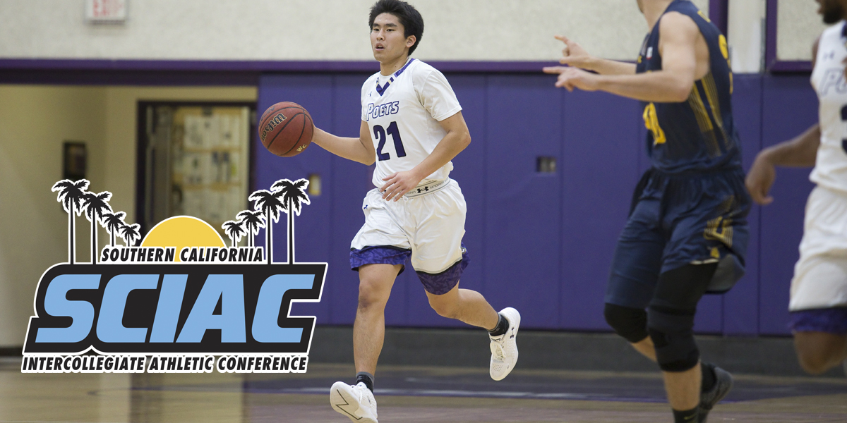 Louis Kurihara named 2nd Team All-SCIAC