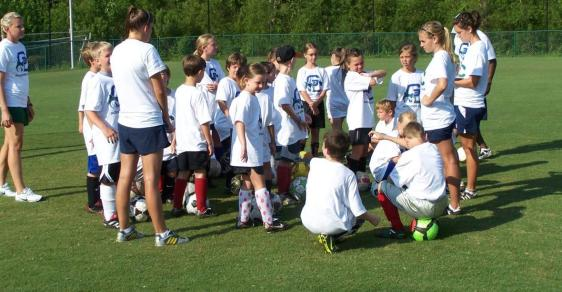 Daily Bobcat Athletics Sports Camps Spotlight: Soccer