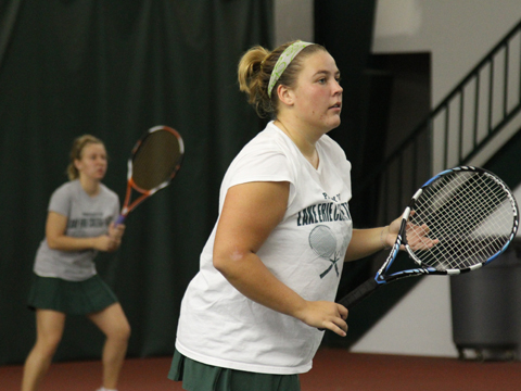 Despite Fast Start, Storm Women Drop 6-3 Decision at Edinboro in Spring Debut
