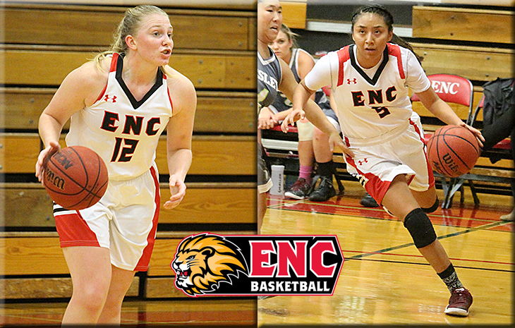 Women's Basketball Sweeps CCC Weekly Awards