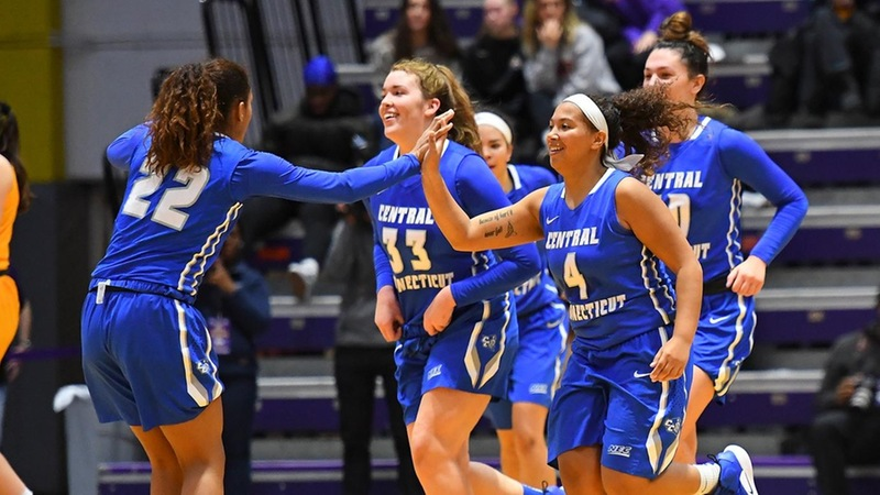 Women's Basketball Outlasts Albany 60-53 Wednesday
