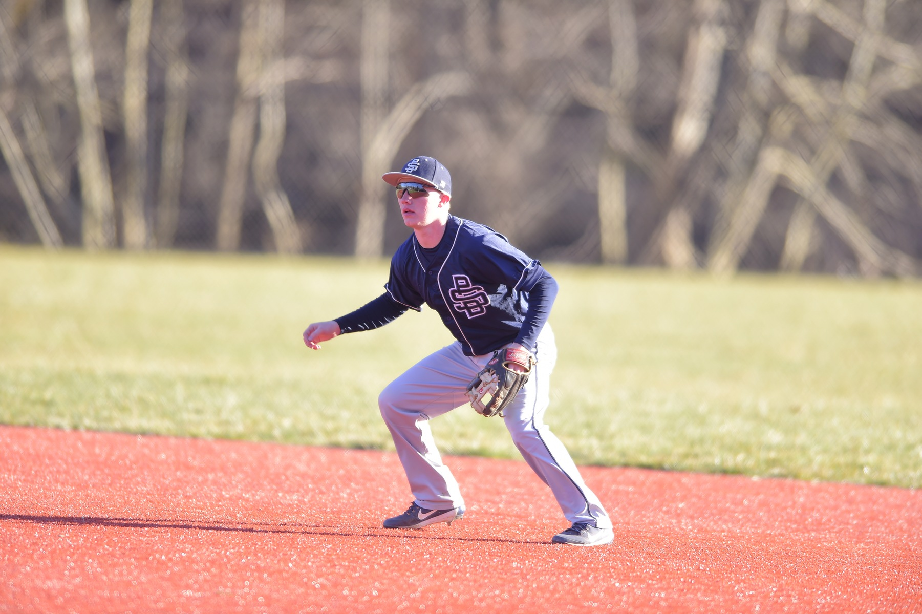 Baseball Drops Non-Conference Game to Allegheny