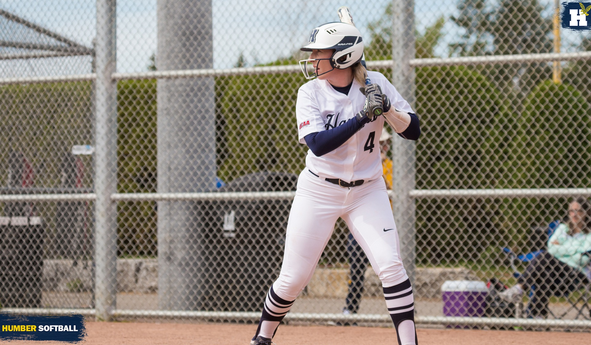 OFFENCE HELPS SOFTBALL EARN SPLIT WITH ST. CLAIR