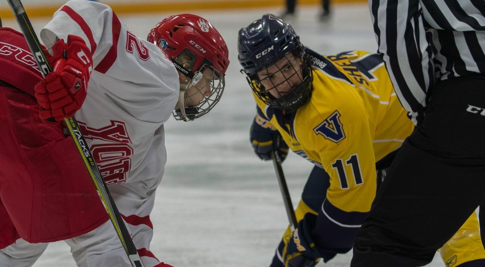 WHKY | Voyageurs Down Ridgebacks to earn Weekend Split