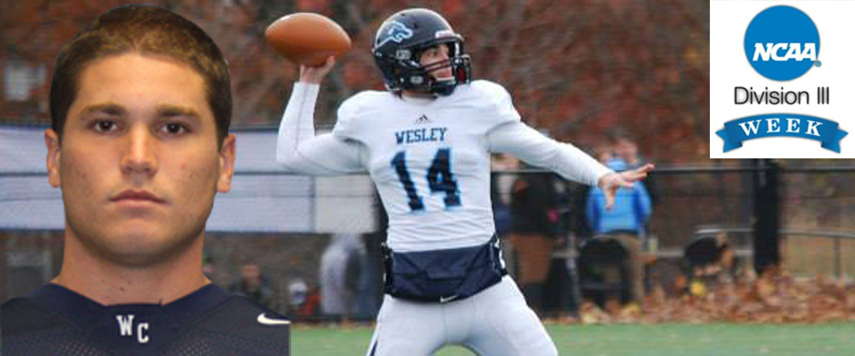 Why Joe Callahan Chose Wesley College