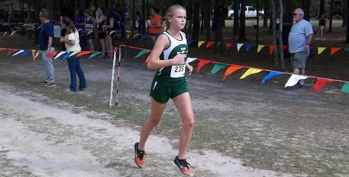 Ware Hosts First Cross Country Meet of the Season