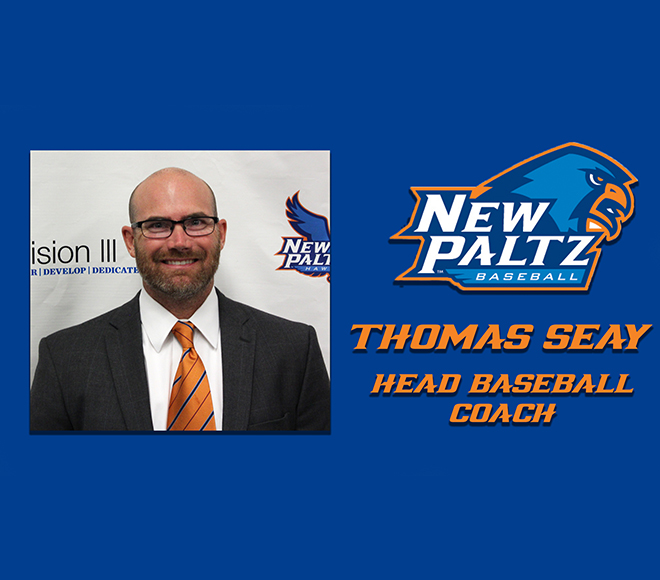 Thomas Seay named New Paltz head baseball coach