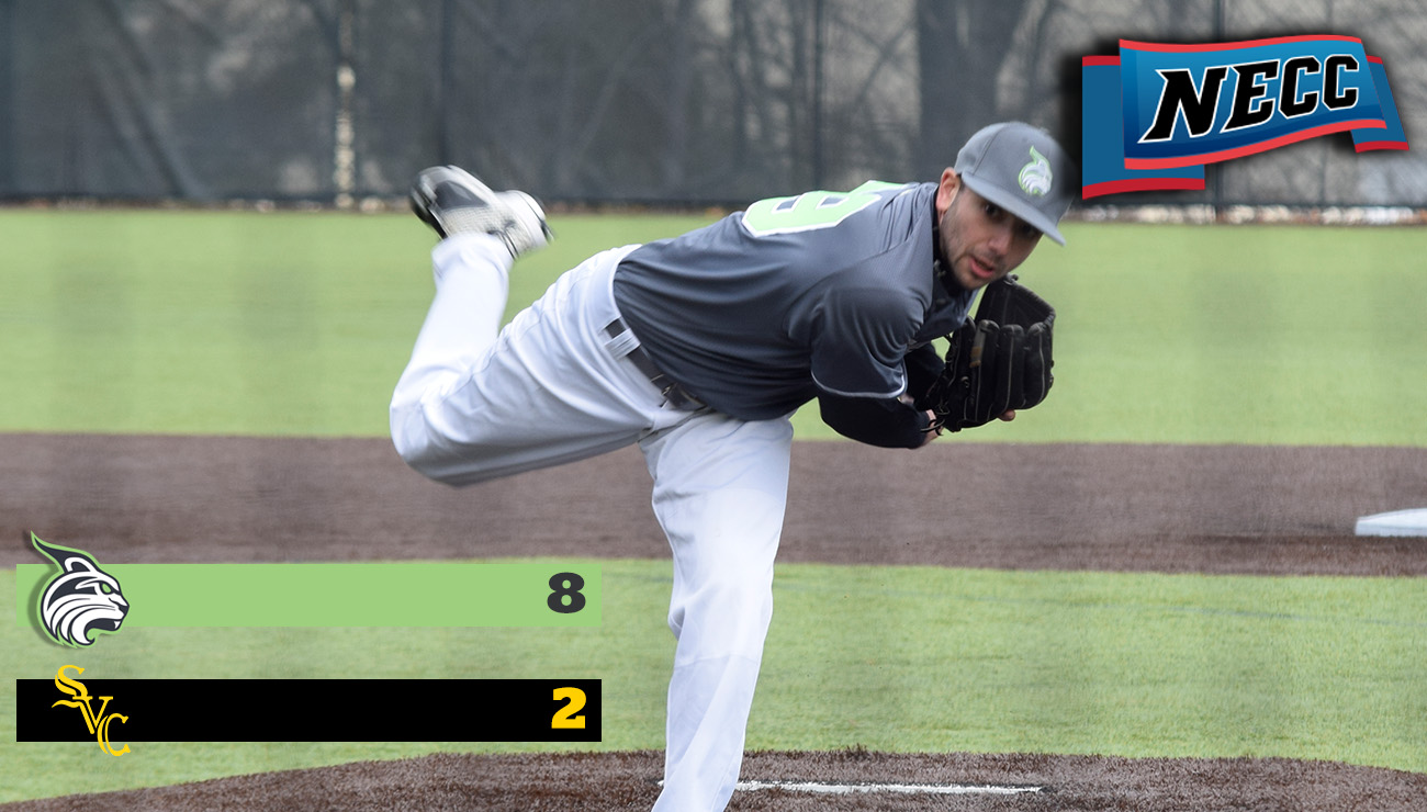 Lynx Open Three Game Series Against Mountaineers with 8-2 Victory