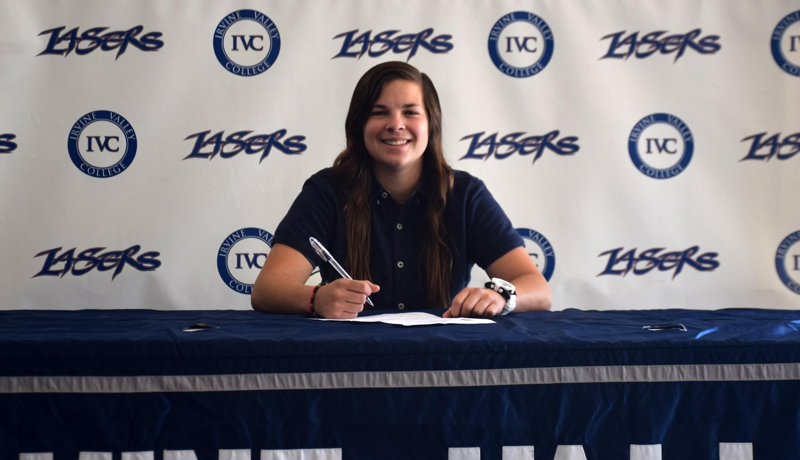 Women's soccer player Lexi Benedict headed to William Penn