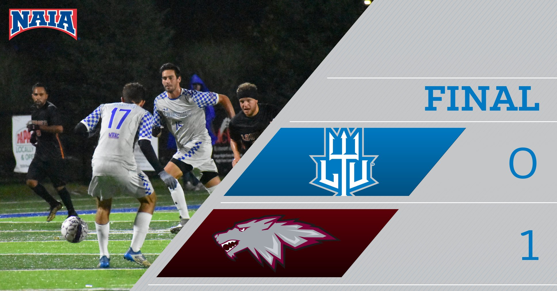 Early Goal by No. 7 Cardinal Stritch was the Difference as the Blue Devils fall by a Score of 1-0.