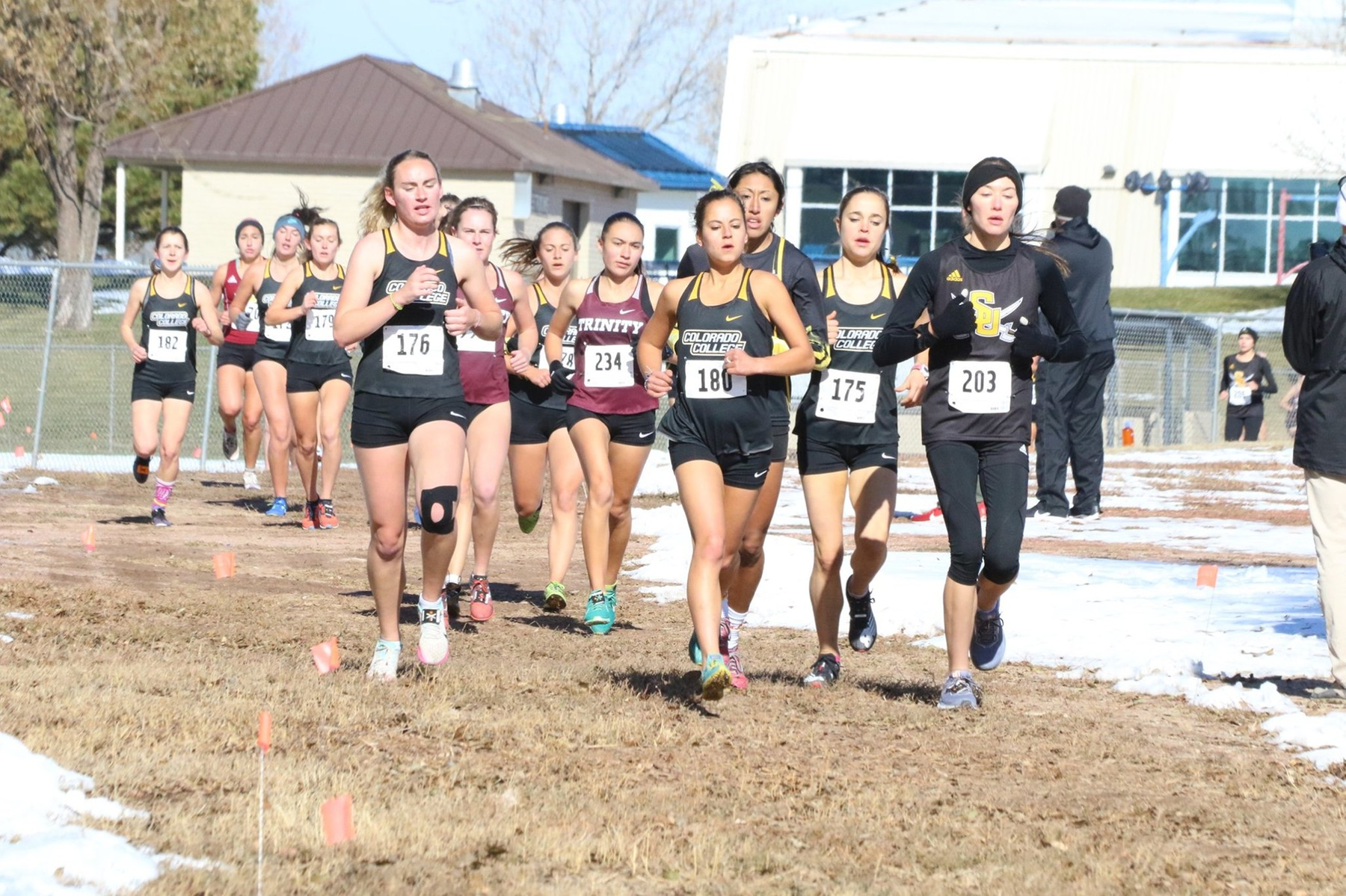 Pirates Make SCAC Women's Cross Country All-Conference Team