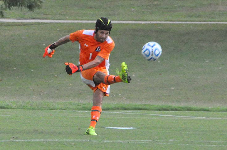 Men's Soccer: Brewton-Parker tops Panthers in 2015 season opener