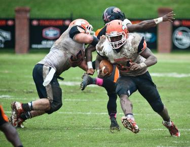 No. 25 Eagles tussle with Tusculum Saturday with playoff spot on the line