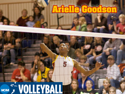 Ferris State's Arielle Goodson Named To Midwest Regional All-Tournament Team