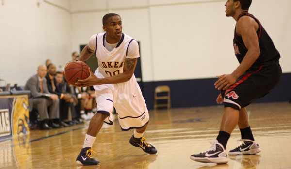 Coker Comes from Behind to Defeat UNCP 59-53