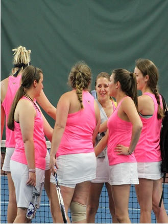 Emory & Henry Women's Tennis Blow By Hollins, 7-2, To Earn Their First ODAC Win, Friday Afternoon