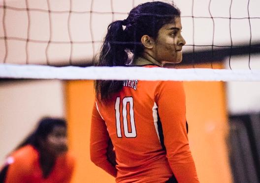 Maiyuran, Vetrivel Lead Volleyball to Set Win Against Providence Christian
