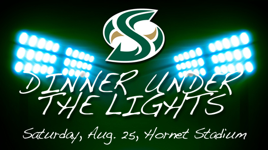 Dinner Under the Lights to Take Place on August 25