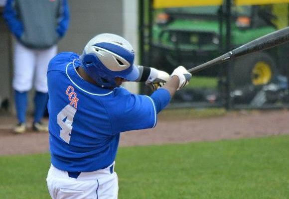 Baseball Eliminated from NEWMAC Tournament