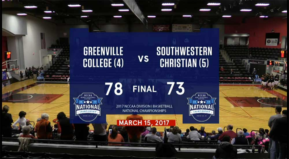 Women's basketball tops Southwestern Christian to advance in NCCAA national tourney