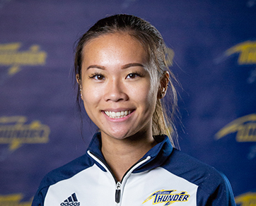 Takeisha Wang, Concordia University, Badminton