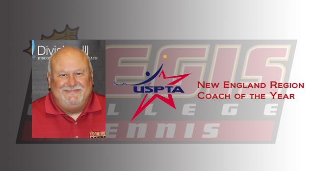 CIARLEGLIO NAMED USPTA NEW ENGLAND COACH OF THE YEAR