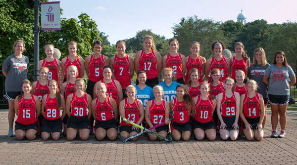 2014 Wittenberg Field Hockey