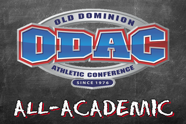176 Hornets Recognized On ODAC All-Academic Team