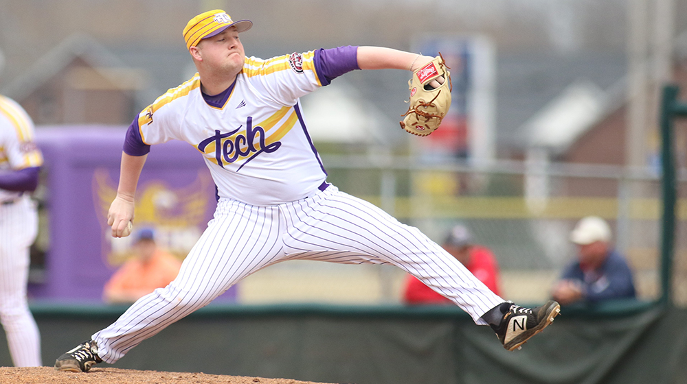 Tech baseball continues OVC play with trip to Jacksonville State