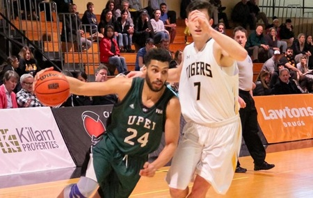First quarter outburst helps Dal top UPEI 90-75