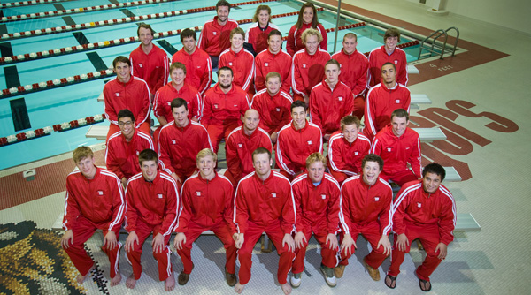 2010-11 Wittenberg Men's Swimming and Diving