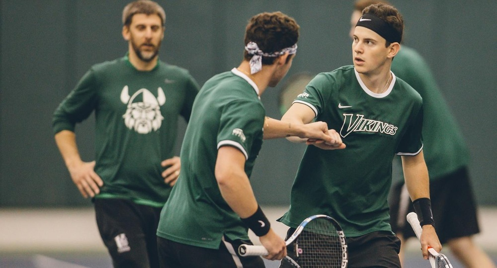 Men's Tennis Falls At No. 1 Ohio State In NCAA First Round