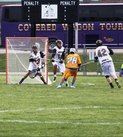 Lacrosse Falls To NJCAA's 2nd Ranked Team
